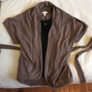 Jackets & Blazers - cape or cardigan cover up